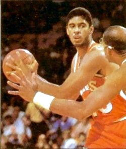 Brad Daugherty vs Kareem Abdul Jabbar