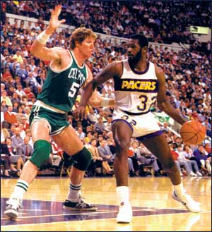 Herb Williams y Bill Walton